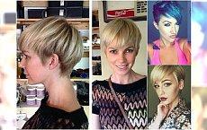 Krótkie fryzury z grzywką - 25 super propozycji na zmianę