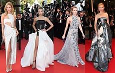 Najpiękniejsze kreacje z festiwalu Cannes 2015