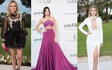 Najlepsze stylizacje z gali amfAR podczas festiwalu w Cannes