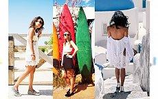 Z plaży do baru - 14 eleganckich stylizacji, które możesz założyć w te wakacje!