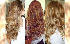 HIT! Miodowe brązy i blondy - idealne kolory włosów na gorące lato