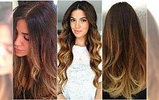 Tropikalne sombre - idealny kolor włosów na gorące lato