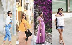 Modna mama - Ciężarna moda nie musi być brzydka! Zobacz nasze stylowe propozycje dla przyszłych mam