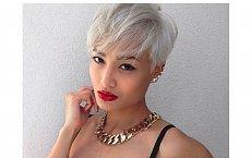 Galeria krótkich fryzur dla blondynek - inspiracje dla kobiet z temperamentem