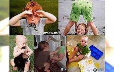 Te dzieci podbiły serca internautów - nikt nie spodziewał się co wymyślą! 21 mega zabawnych zdjęć
