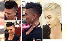 Krótkie fryzury: pixie, z grzywką, undercut. Aż 30 pomysłów na nowy look!