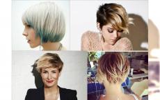 Idealna koloryzacja dla krótkich włosów - Wybieramy najładniejsze ombre z Internetu!