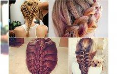 Pleciemy włosy w Mermaid Braid na lato 2015. Propozycje romantycznych uczesań na każdą okazję.
