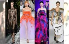 Najpiękniejsze suknie z pokazów Haute Couture jesień 2015!