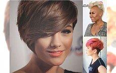 Krótkie cięcia włosów - mistrzowskie fryzurki w mega wydaniu