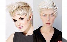 Krótkie blond fryzury - magiczne propozycje dla dziewczęcych blondynek