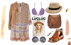 Krok w tył: Stylizacje w stylu lat 70 - Stylizacje na modne lato!