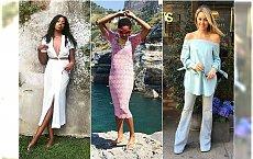 Najlepsze wakacyjne stylizacje ostatniego tygodnia - Sprawdź i zainspiruj się outfitami fashionistów