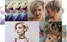 Undercut dla blondynek - 20 Fenomenalnych propozycji dla jasnowłosych dziewczyn