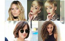 Cięcia dla każdego typu włosów - Fryzury, które zaoszczędzą Wam czas w układaniu włosów