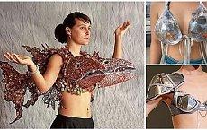 Najdziwniejsze staniki w sieci! Te kobiety nie mogą nosić je na serio!