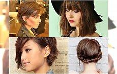 Dziewczęce fryzury dla brunetek w każdej długości. Idealne propozycje na początek roku szkolnego