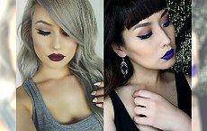 Ponad 20 inspiracji na jesienny makijaż z akcentem na wargi. Te propozycje sprawią że pokochacie mocne usta!