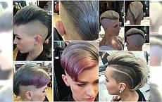 Krótkie fryzury undercut. Golimy nowocześnie i z pomysłem!