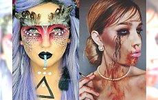 Bajecznie mroczne charakteryzacje na Halloween 2015. Te makijaże sprawią że będzie w centrum uwagi!