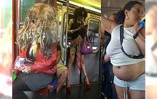 Mistrzowie transportu publicznego - Zobacz największych dziwolągów korzystających z komunikacji miejskiej!