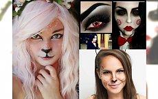 Halloween'owe makijaże dzięki którym będziesz olśniewać lub straszyć w tą noc!
