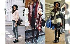 Najlepsze stylizacje Street Style z jeansami z rozcięciami przy kolanie. Zainspiruj się!