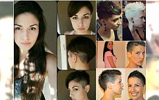 Ściąć czy nie? Te fantastyczne krótkie fryzury z pewnością zachęcą Cię do zmiany!