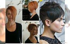 Krótkie fryzury undercut: asymetryczne, z irokezem. Nowoczesne cięcia dla kobiet z ikrą