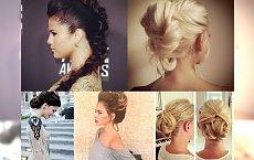 Trendy 2016: modne fryzury na ostatki, sylwestra, studniówkę
