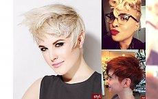 15 krótkich fryzurek, jak z najbardziej stylowych katalogów [GALERIA]