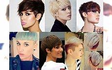 Krótkie fryzurki na ten sezon - katalog orzeźwiających trendów!