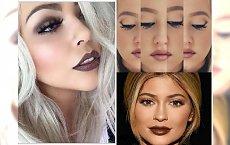 Usta w kolorze beżu, brązu i nude - Zobacz najpiękniejsze makijaże w stylu lat 90-tych