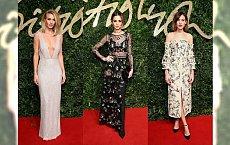 Gwiazdy na na British Fashion Awards 2015 - Zobacz elitę świata mody i ich stylizacje na czerwonym dywanie