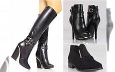Modne buty na jesień ze sklepu StukStuk.pl - wybieramy najładniejsze modele!