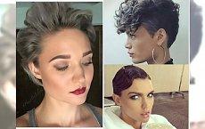 Hipnotyzujące krótkie fryzury nadal na TOPie - Najnowsze inspiracje z Instagram