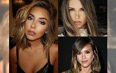 Koloryzacje wyszczuplające twarz - 20 urzekających inspiracji na 2016