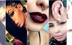 Modny piercing - Wasze pomysły na oryginalną modyfikację ciała