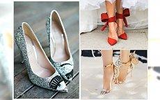 Ślubne inspiracje na 2016: Przegląd najpiękniejszych butów panny młodej