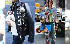 HOT: Naszywki hitem sezonu 2016 - Gwiazdy Street Style pokochali ten trend, a wy?