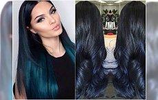 Ożywiamy czarne włosy! 20 kuszących kolorów dla brunetek