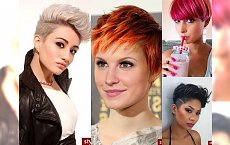 Nowoczesne krótkie cięcia włosów - otwórz się na metamorfozę!