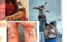 Te zdjęcia zawładnęły Internetem! Romantyczne wpadki, które sprawią że Walentynki nie będą takie złe