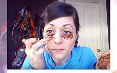 Kawa na worki pod oczami - czy to działa? Zobaczcie eksperyment vlogerek