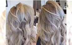 Smokey blonde - hot trend w koloryzacji włosów 2016