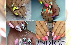20 TOP inspiracji na nietuzinkowy manicure