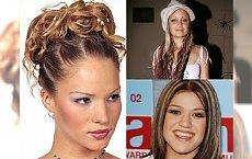 """Najgorsze fryzjerskie """"hity"""" roku 2000. 17 nostalgicznych uczesań, na których widok przechodzą nam ciarki!"""