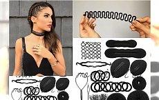 Te akcesoria do włosów to hit! Dzięki nim ułożysz wymyśle fryzury w 5 minut