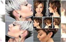 Krótkie fryzury jakie najbardziej lubicie. Proste, kobiece i na czasie