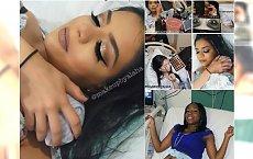 Na porodówkę w makijażu - nowy trend wśród mam. Chcą wyglądać pięknie na pierwszych zdjęciach z dzieckiem